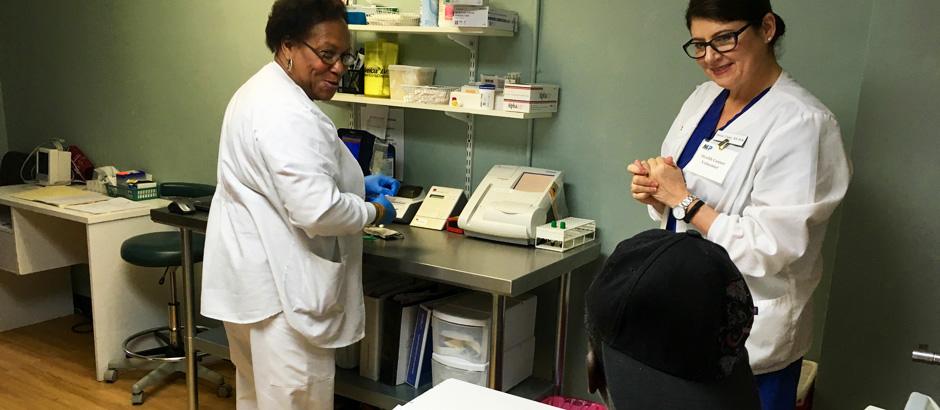 Health Center | M-POWER